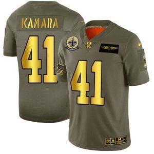 New Orleans Saints Alvin Kamara Jersey (13)